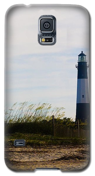 Tybee Island Lighthouse Galaxy S5 Case by Jessica Brawley