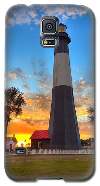 Tybee Island Sunrise Galaxy S5 Case