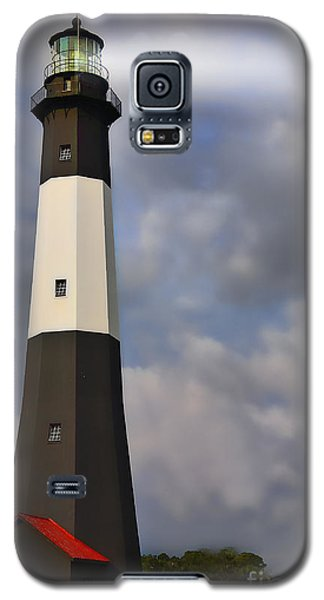 Tybee Lighthouse Galaxy S5 Case by Linda Blair