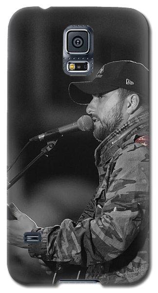 Tyler Farr Uss Carol Vinson Galaxy S5 Case