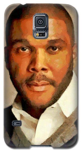 Tyler Galaxy S5 Case by Wayne Pascall
