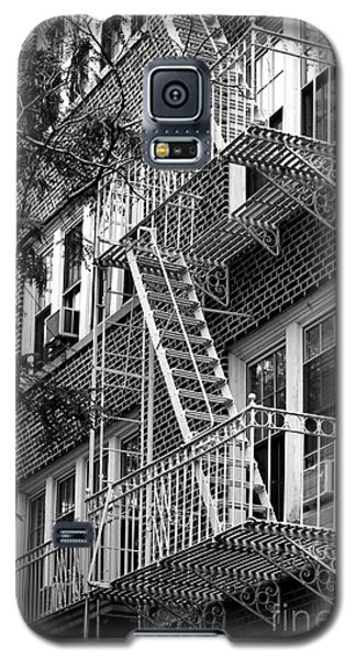 Typical Building Of Brooklyn Heights - Brooklyn - New York City Galaxy S5 Case