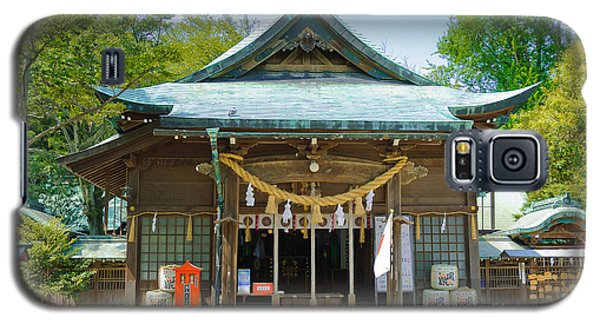 Typical Japanese Shinto Shrine Entrance Galaxy S5 Case