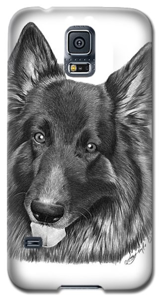 Tyson -038 Galaxy S5 Case by Abbey Noelle