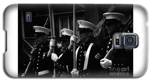 U. S. Marines - Monochrome Galaxy S5 Case
