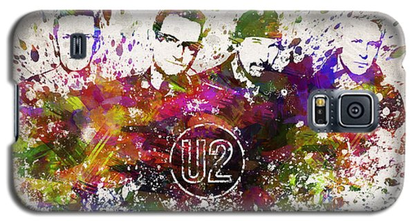 U2 In Color Galaxy S5 Case by Aged Pixel
