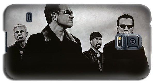 U2 Galaxy S5 Case by Paul Meijering