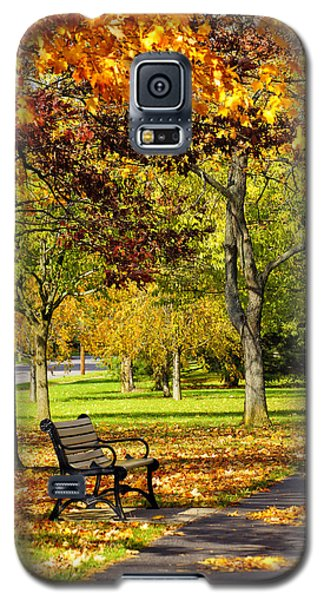 Ua In The Fall 2013 Galaxy S5 Case
