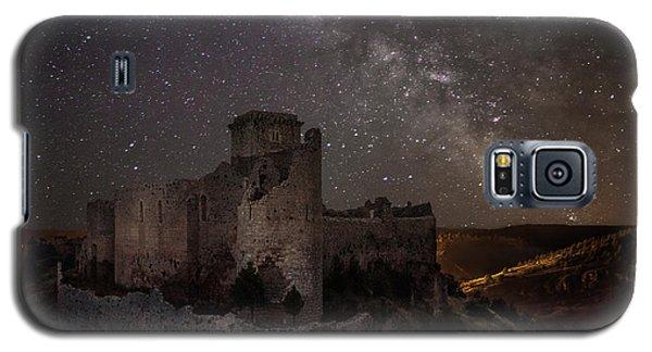 Castle Galaxy S5 Case - Ucero Castle by Martin Zalba