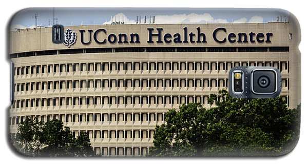 University Of Connecticut Uconn Health Center Galaxy S5 Case