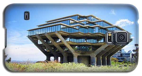Ucsd Geisel Library Galaxy S5 Case