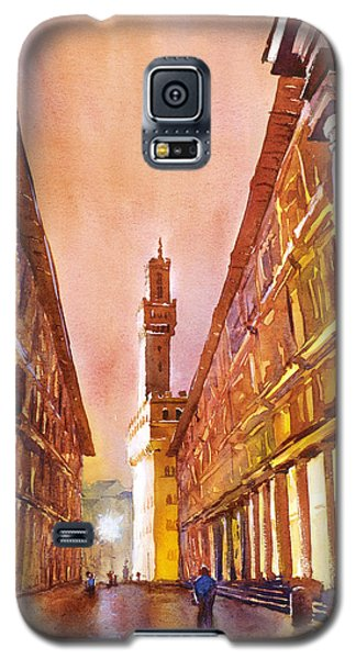 Uffizi- Florence Galaxy S5 Case