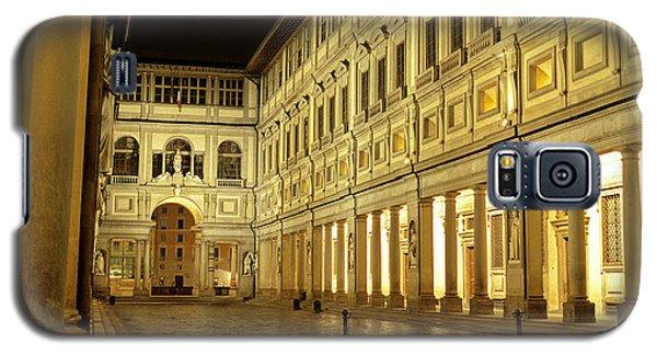 Uffizi Gallery Florence Italy Galaxy S5 Case