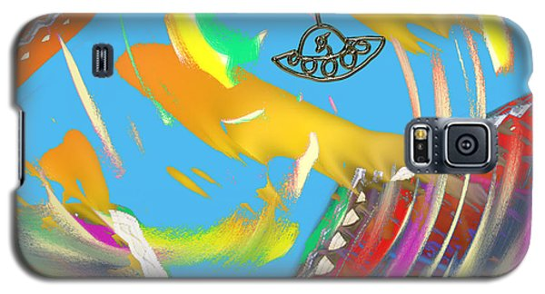 Ufo Out For A Joyride Galaxy S5 Case by Kevin Caudill