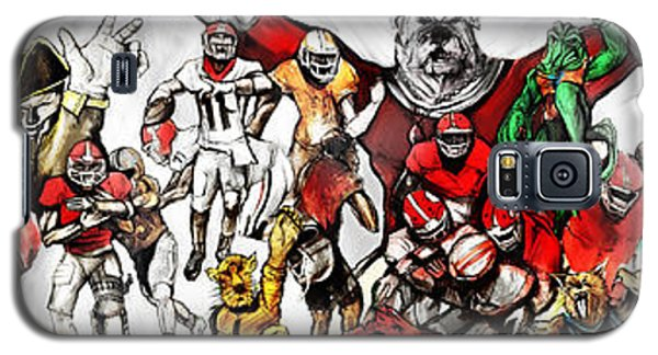Uga Full Season Day Print Galaxy S5 Case