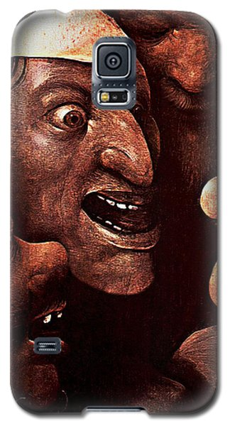 Ugly Faces Galaxy S5 Case