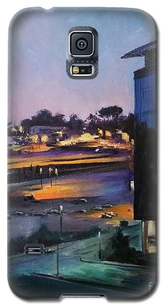 Umass Research Building Galaxy S5 Case
