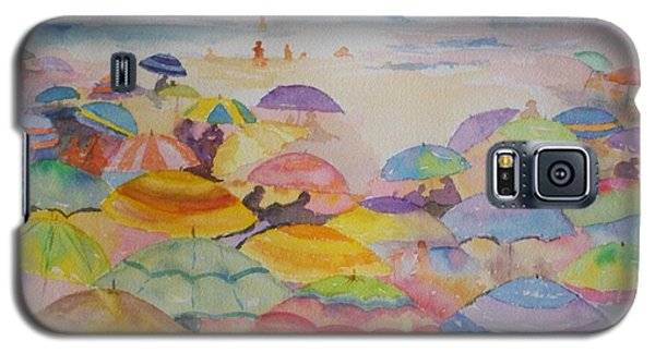 Umbrella Abstract Galaxy S5 Case