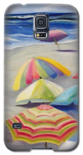 Umbrella Day Galaxy S5 Case