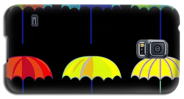 Umbrella Ella Ella Ella Galaxy S5 Case by Florian Rodarte