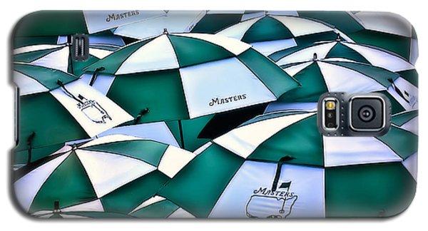 Umbrellas At The Masters Galaxy S5 Case
