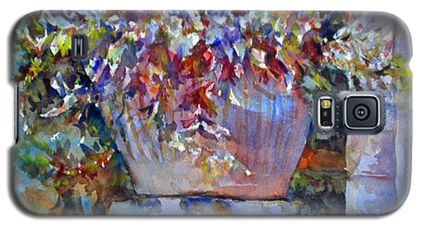 Umbrian Summer Galaxy S5 Case by Jessamine Barron