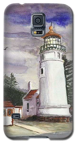 Umpqua Lighthouse Galaxy S5 Case