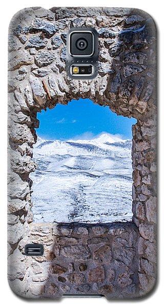 A Window On The World Galaxy S5 Case by Andrea Mazzocchetti