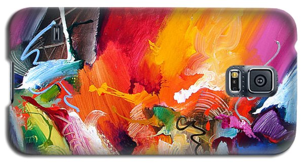 Unbounded Ecstasy Galaxy S5 Case