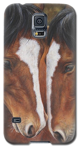 Unbridled Affection Galaxy S5 Case