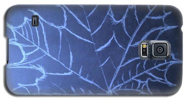 Uncertaintys Leaf Galaxy S5 Case