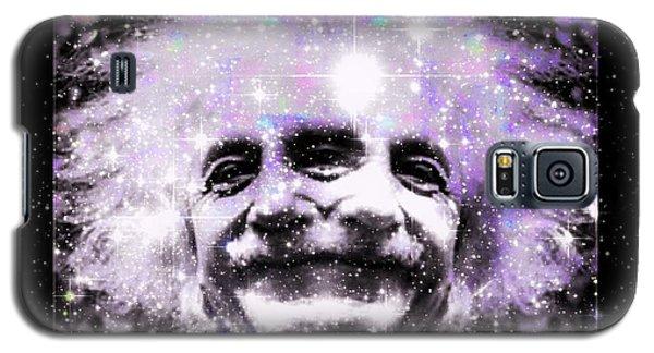 Uncle Albert Galaxy S5 Case by Elizabeth McTaggart