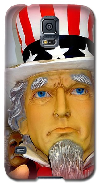 Uncle Sam Wants You Galaxy S5 Case