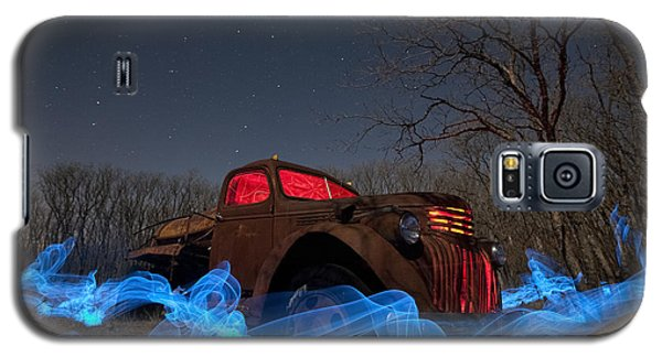 Uncle Tom's Water Truck Galaxy S5 Case