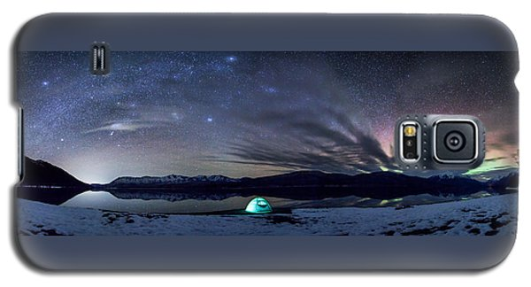 Under Big Skies Galaxy S5 Case by Aaron Aldrich