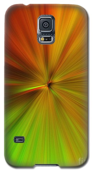 Under Green Galaxy S5 Case by Trena Mara