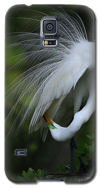 Under My Wing Galaxy S5 Case