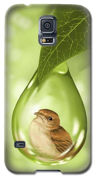 Under Protection Galaxy S5 Case by Veronica Minozzi