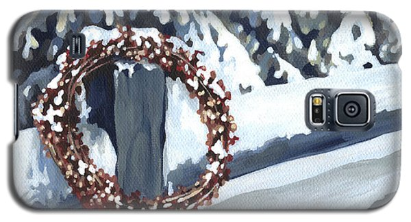 Under Snow 2 Galaxy S5 Case