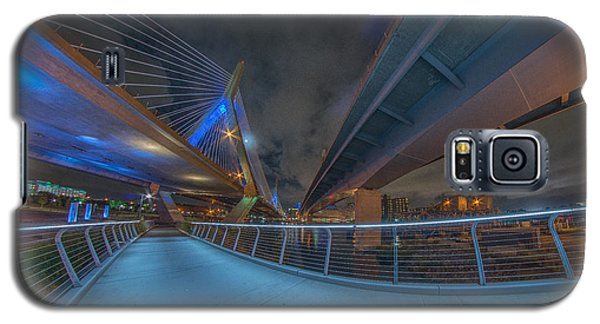 Under The Bridge Downtown Galaxy S5 Case
