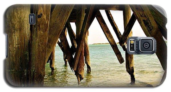 Under The Broke Dock Galaxy S5 Case