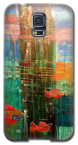 Under The Dock Galaxy S5 Case