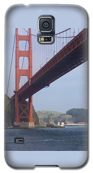 The Golden Gate Bridge San Francisco California Scenic Photography - Ai P. Nilson Galaxy S5 Case