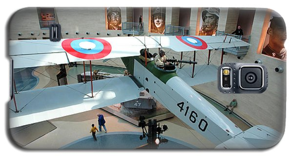 Under The Jenny At The Marine Corps Museum Galaxy S5 Case