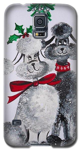 Under The Mistletoe Galaxy S5 Case