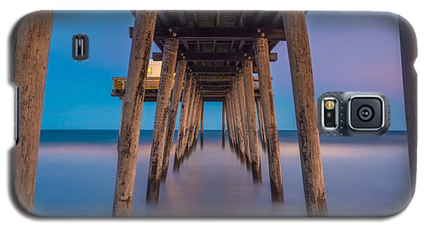 Under The Pier - Wide Version Galaxy S5 Case