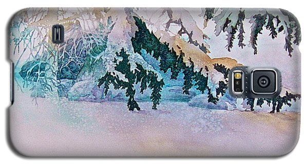 Under The Pines Galaxy S5 Case by Carolyn Rosenberger