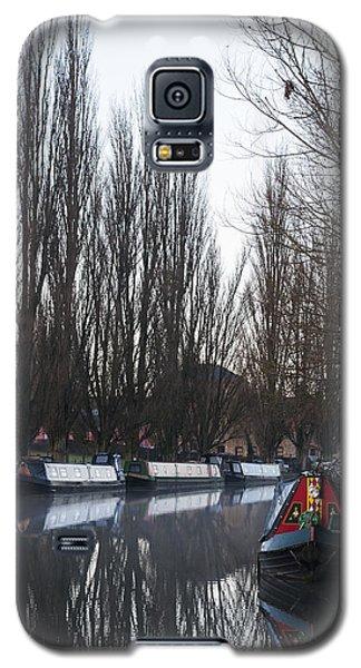 Under The Poplars Galaxy S5 Case