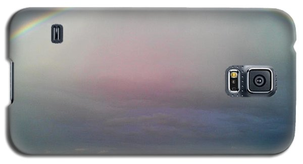 Galaxy S5 Case featuring the photograph Under The Rainbow by Chris Tarpening