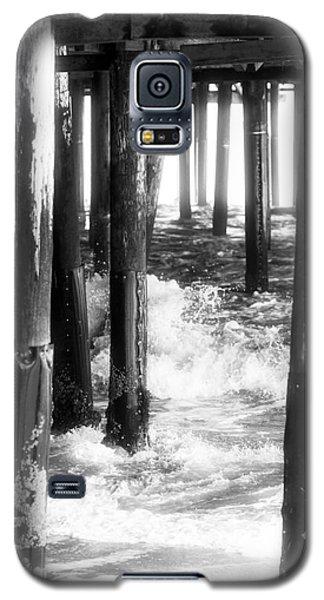 Under The Santa Monica Pier Galaxy S5 Case